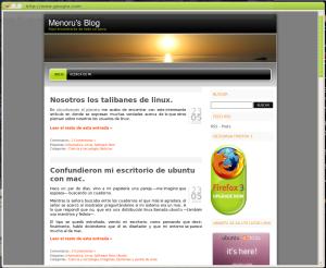 navegador web super minimalista