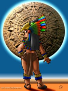 Chica_azteca