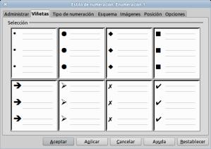 Enumeración_viñetas